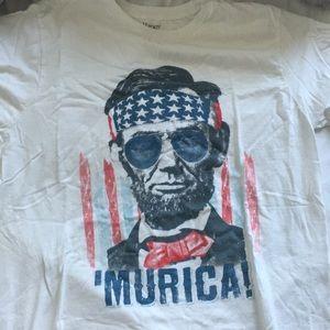 Abe Lincoln 'Murcia Tee